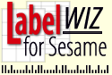 Add label-printing capabilities to any Sesame database